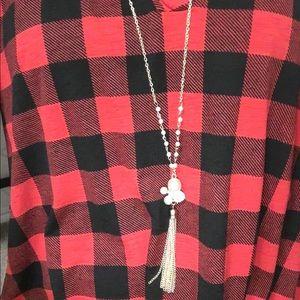 Jewelry - BRAND NEW Long tassel necklace!✨
